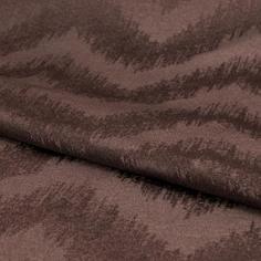Ткань 1 м/п Этно портьера 150 см цвет коричневый