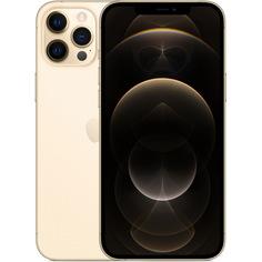 Смартфон Apple iPhone 12 PRO MAX 256 GB золотой