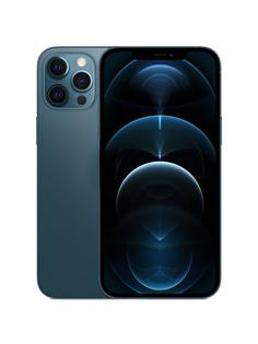 Сотовый телефон APPLE iPhone 12 Pro Max 256Gb Pacific Blue MGDF3RU/A Выгодный набор + серт. 200Р!!!
