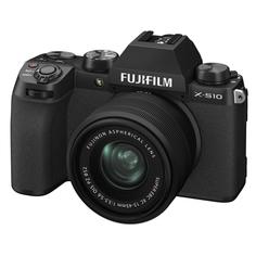 Фотоаппарат системный Fujifilm X-S10 15-45mm X-S10 15-45mm