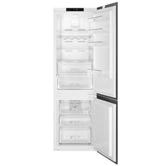 Встраиваемый холодильник комби SMEG C8175TNE