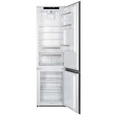 Встраиваемый холодильник комби SMEG C8194N3E