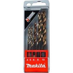 Набор сверл по металлу Makita