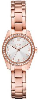 fashion наручные женские часы DKNY NY2921. Коллекция Nolita