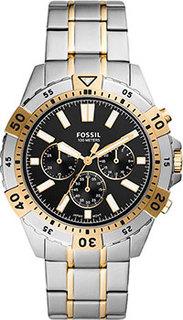 fashion наручные мужские часы Fossil FS5771. Коллекция Garrett