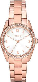 fashion наручные женские часы DKNY NY2902. Коллекция Nolita