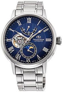 Японские наручные мужские часы Orient RE-AY0103L. Коллекция Orient Star