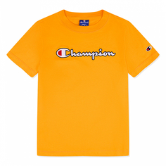 Женскаяфутболка Crewneck T-Shirt Champion