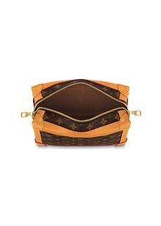 Louis Vuitton клатч Mini Soft Trunk 2010-х годов pre-owned
