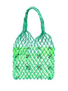 MSGM сетчатая сумка-тоут