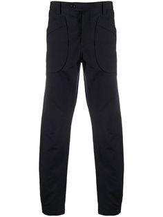 LANVIN прямые брюки с карманами