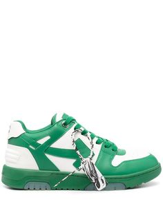 Off-White кроссовки Out Of Office с логотипом Arrows