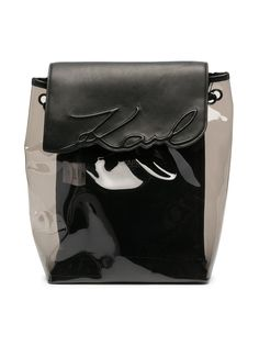Karl Lagerfeld Kids рюкзак Karl Signature