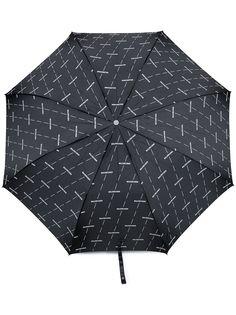Balenciaga зонт с логотипом