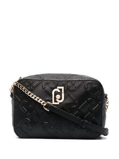 LIU JO сумка через плечо с тисненым логотипом