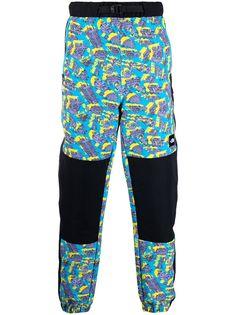 The North Face спортивные брюки с графичным принтом
