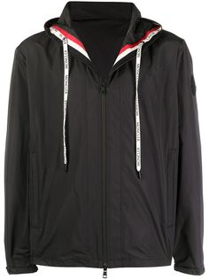 Moncler легкая куртка с логотипом