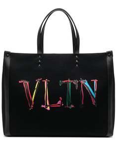 Valentino Garavani сумка-тоут с логотипом