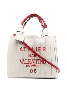 Valentino Garavani маленькая сумка-тоут Atelier