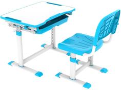 Комплект парта и стул-трансформеры CUBBY Sorpesa Blue (222046)