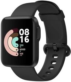 Смарт-часы Xiaomi Mi Watch Lite REDMIWT02 (черный)