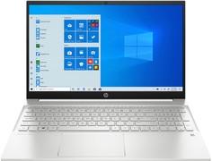 Ноутбук HP Pavilion 15-eg0082ur (серебристый)
