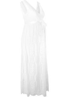 Платье вечернее для беременных Bonprix