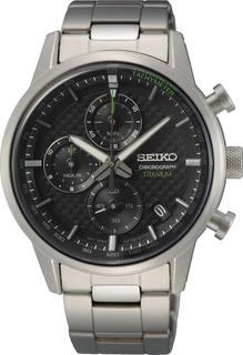 Японские мужские часы в коллекции CS Dress Мужские часы Seiko SSB389P1