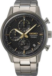 Японские мужские часы в коллекции CS Dress Мужские часы Seiko SSB391P1