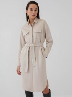 Замшевое платье Zarina