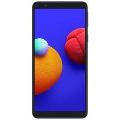 Смартфон Samsung Galaxy A01 Core 16Гб Синий