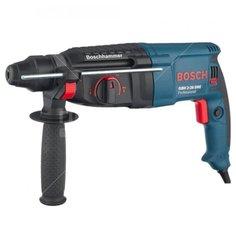 Перфоратор Bosch 2-26 DRE, 4000 ударов/мин, 0-900 об/мин, 0.8 кВт