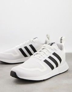 Белые кроссовки adidas Originals Smooth Runner-Белый