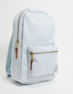 Рюкзак нежно-голубого цвета Herschel-Голубой