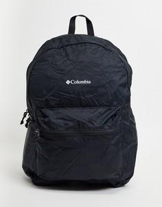 Легкий черный рюкзак вместимостью 21 л Columbia Lightweight Packable-Черный цвет