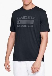Футболка спортивная Under Armour UA TEAM ISSUE WORDMARK SS