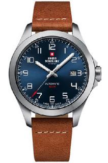 Швейцарские наручные мужские часы Swiss military SMA34077.03. Коллекция Automatic Collection