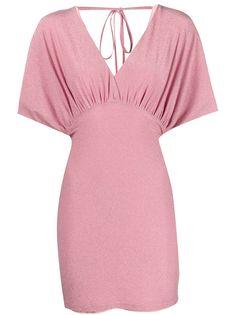 LIU JO платье мини в стиле ампир