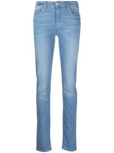 Emporio Armani джинсы скинни