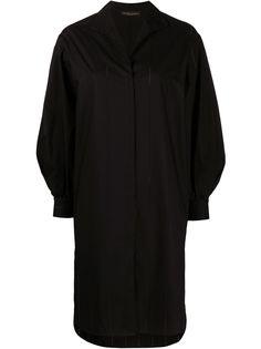 Fabiana Filippi платье-рубашка