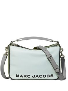 Marc Jacobs сумка The Softbox 23 в стиле колор-блок