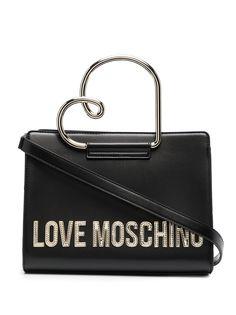 Love Moschino сумка-тоут с логотипом