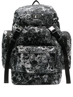 Emporio Armani рюкзак с принтом