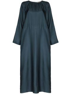 Asceno платье макси Rhodes