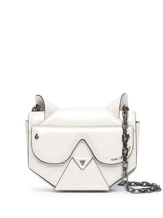 Karl Lagerfeld сумка через плечо Cyber Choupette