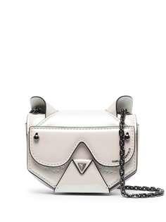 Karl Lagerfeld мини-сумка через плечо Cyber Choupette