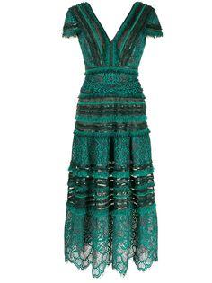 Tadashi Shoji платье миди Nisa