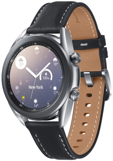 Смарт-часы Samsung Galaxy Watch3 41mm, серебряные (SM-R850N)