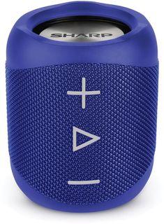 Портативная колонка Sharp GXBT180BL (синий)