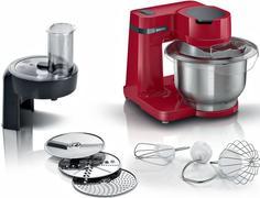 Кухонный комбайн Bosch MUMS2ER01 (красный)